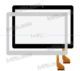 """Replacement Touch Screen Digitizer for Dragon Touch Max10 Android 9.0 Pie Octa Core 10 Inch 10.1"""" Inch Tablet PC"""