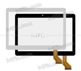Touch Screen Digitizer Replacement for QERE Android 8.0 Phablet 10.1 Inch Tablet PC