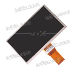 7300100070 E203460 LCD Display Screen Replacement for 7 Inch Tablet PC