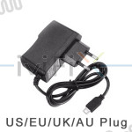Power Adapter Wall Charger for iGET Smart G81 Quad Core 8 Inch Tablet PC