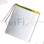 Battery Replacement for iGET Smart L102 Quad Core 10.1 Inch Tablet PC
