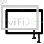 Replacement Angs-ctp-101447 Digitizer Touch Screen for 10.1 Inch Tablet PC