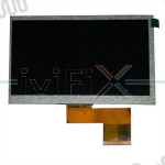 YX0700619-FPC LCD Display Screen Replacement for 7 Inch Tablet PC