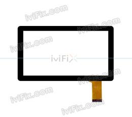 70342-A1 Digitalizador Pantalla táctil para 7 Pulgadas Tablet PC