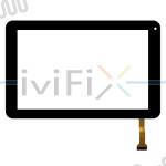 YJ626FPC-V0 Digitalizador Pantalla táctil para 9 Pulgadas Tablet PC