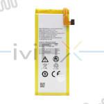 Batería de Repuesto para ZTE Q806T 5 Pulgadas SmartPhone