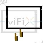 HK801-FPC-V1.0 Digitalizador Pantalla táctil para 8 Pulgadas Tablet PC