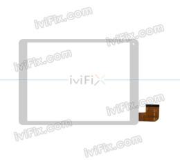 Remplacement Écran tactile pour Archos 97C Platinum MT8163 Quad Core 9.7 Pouces Tablette PC