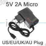 Chargeur Adapteur pour Excelvan Android 6.0 Phablet 10.1 Pouces Tablette PC
