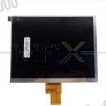 Remplacement HJ080IA-01E M1-A1 32001395-00 Écran LCD pour 8 Pouces Tablette PC