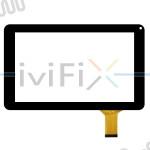 Remplacement Écran tactile pour Naxa NID-9002 Quad Core 9 Pouces Tablette PC