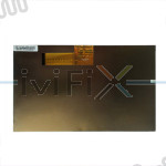 Remplacement L101H40-102L Écran LCD pour 10.1 Pouces Tablette PC