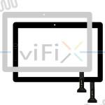 Angs-ctp-101447 Touchscreen Digitizer Ersatz für 10.1 Zoll Tablet PC