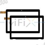 DH-10243A1-PG-FPC572 Touchscreen Digitizer Ersatz für 10.1 Zoll Tablet PC