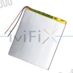 Ersatzakku Battery Akku für FOREN-TEK MTK Octa Core Phablet 10.1 Zoll Tablet PC