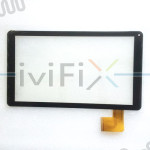 Ricambio ZHC-0498C Touch Screen Per 10.1 Pollici Tablet PC